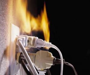 la activación de las sirenas y la segunda el aviso a los bomberos o las autoridades de la localidad